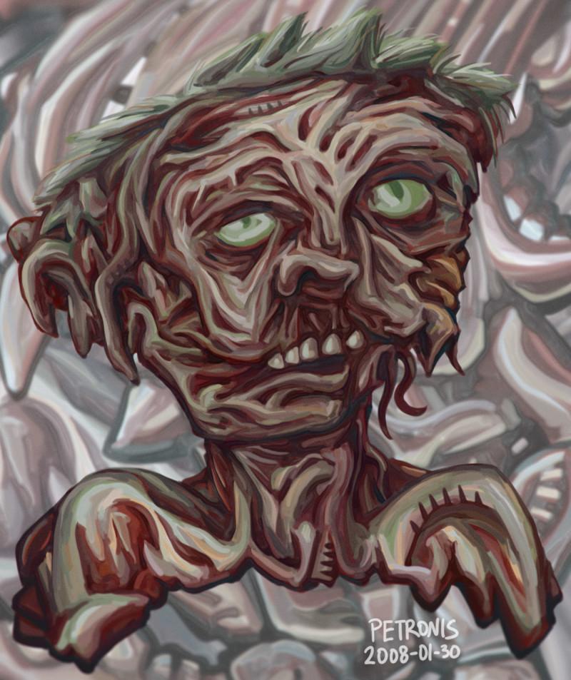 Gross morto ambulante picture