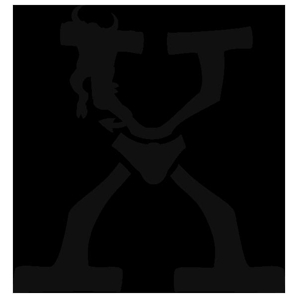 Codpieceware Logo Black