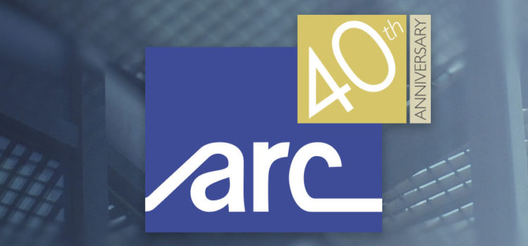 ARC 40th Anniversary Logo